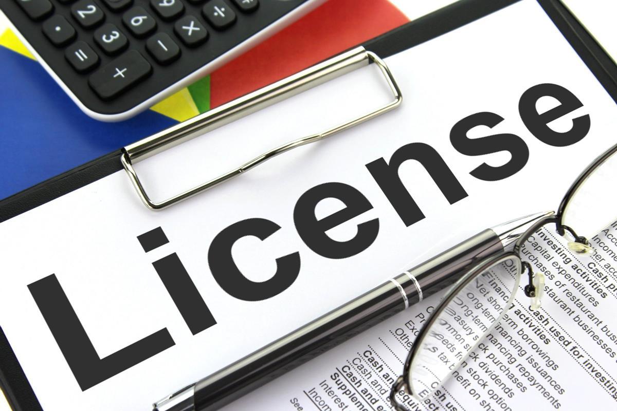 license (1)